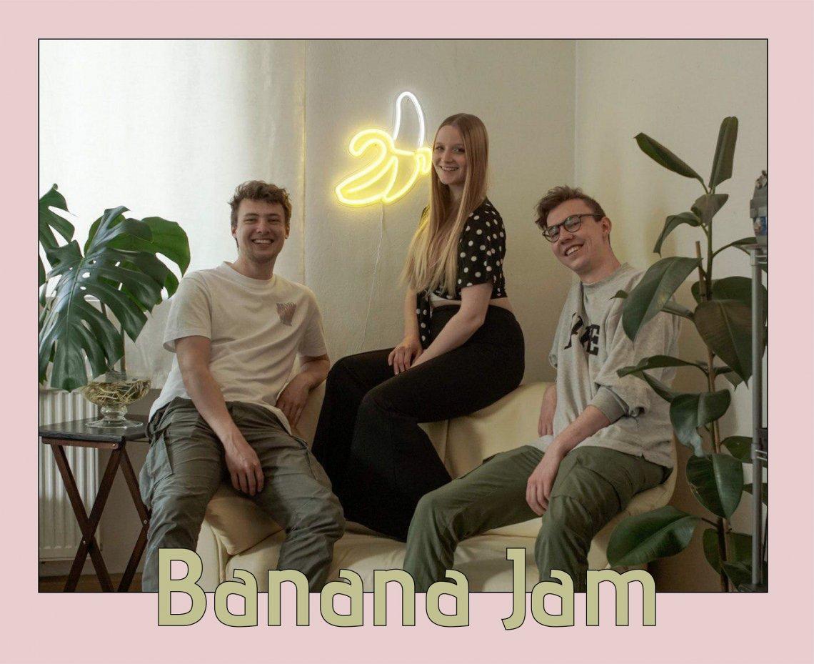 19 - Banana Jam